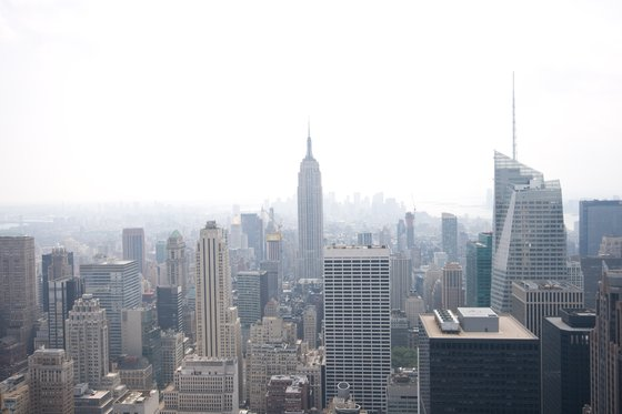 New York - top of the rock - di Cleofe85