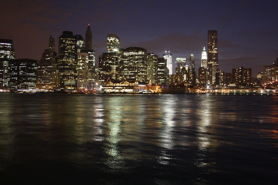 New york - New York Skyline - di robyligure