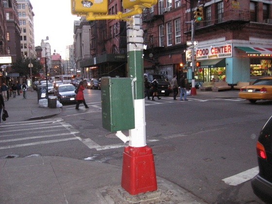 New york - Little Italy - di daniviaggiatore