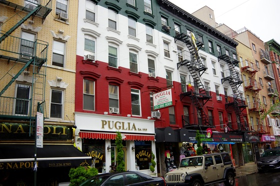 Niagara - New York - Little Italy - di LucaGiramondo