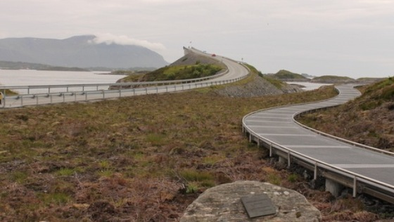 Norvegia - atlantic road - di eltonito