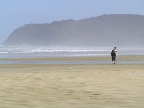 Nuova Zelanda - 90 Mile Beach - New Zealand - di laradag