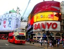 Piccadilly Circus! - Inghilterra