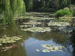 Giverny - Roman bath