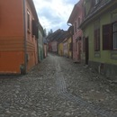 in giro per sighisoara - Romania
