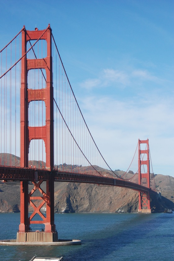 San Francisco - Golden Gate Bridge - di None