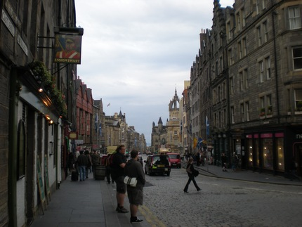 Edimburgo - Edinburgo, Scozia