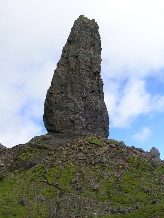 Scozia - Old man of storr, isola di skye - di kri&marc