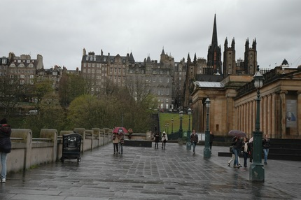 Edimburgo - Old Town