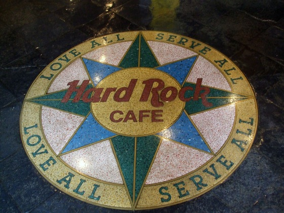 Scozia - L'Hard Rock di Edimburgo - di Frenchy