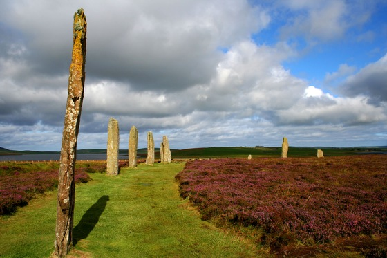 Scozia - Ring of Brodgar - Orkney Islands - Scozia - di Avventura73