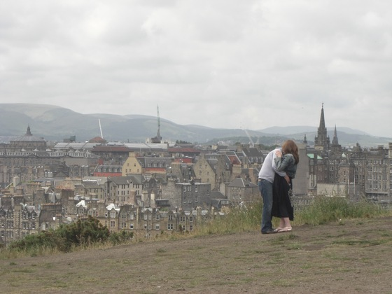 Scozia - edinburgh in love - di Diego Dassi
