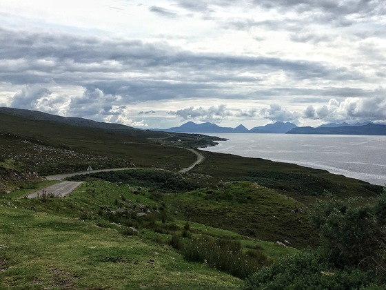 Scozia - Applecross Coast Road - di Fra&Gazz