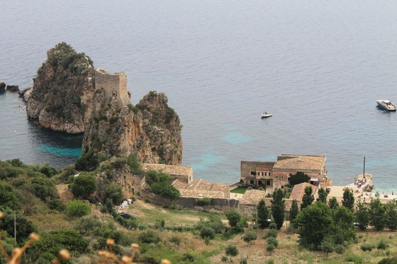 Sicilia - La tonnara di Scopello - di marviu