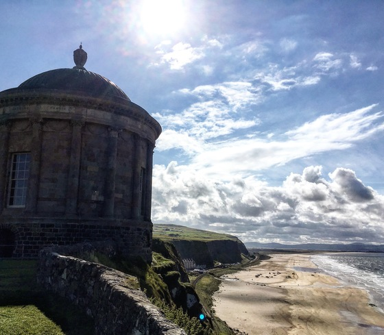 Sligo - Mussenden Temple - di Fra&Gazz
