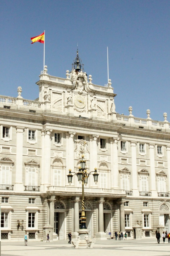 Madrid - Palacio Real - di Erika50
