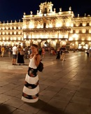 Plaza Mayor, Salamanca - Spagna