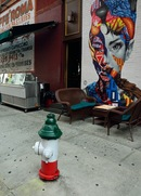 Street art in Little Italy - Stati Uniti d'America