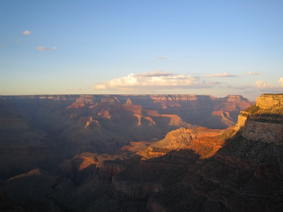 Arizona - Grand Canyon al tramonto - di Faith76