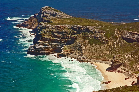 Sudafrica - Cape of Good Hope - di Uzbe