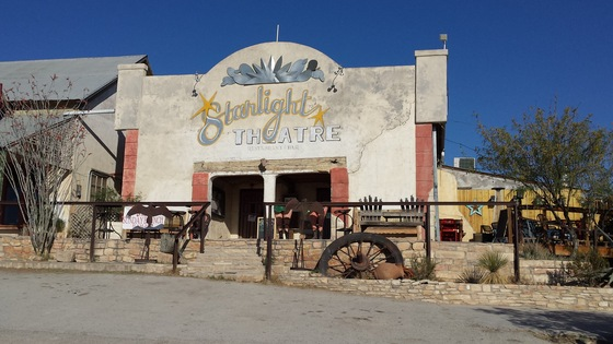 Texas - Terlingua Ghost Town - di supercioppi