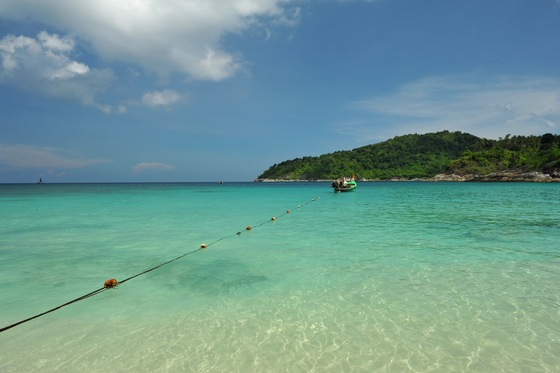 Thailandia - Freedom Beach - di illyphotos