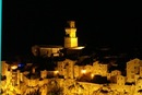Pitilgliano by night - Toscana