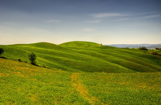 Toscana - Windows Hill? - di Darkaraich
