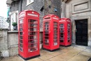 Cabine telefoniche - Tower Bridge