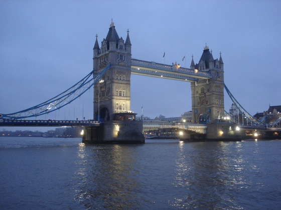 Tower - bridge - di nipablo