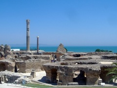 Le rovine di Cartagine - Tunisia