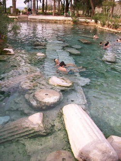 Sacred Thermal Pool - Sacred Thermal Pool