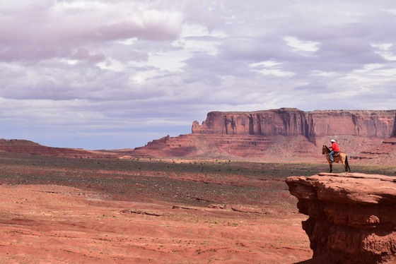 USA west coast - Monument Valley - di Isa&Titti