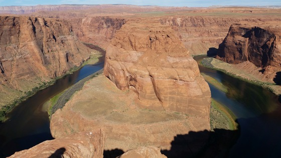 USA west coast - Horseshoe Bend - di Isa&Titti