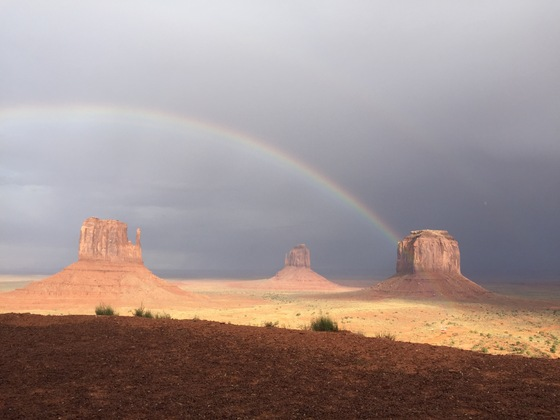 Utah - Somewhere over the raimbow... - di selene2211