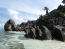 Anse Source d'Argent (La Digue) - vallee-de-mai