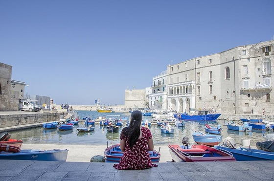 Viaggio on the road - Monopoli 2 - di Shinya