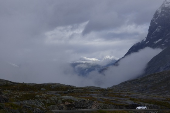Viaggio on the road - Trollstigen - di kagno87