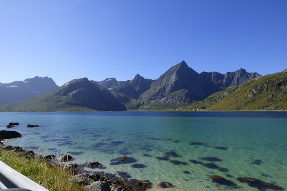 Viaggio on the road - Ramberg, Lofoten - di kagno87