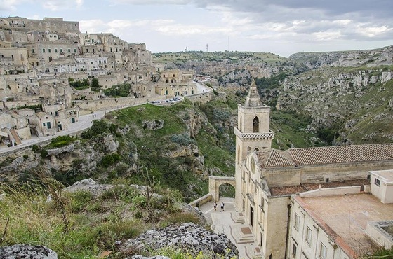 Viaggio on the road - Matera 7 - di Shinya