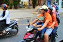 Trio scooter - Vietnam