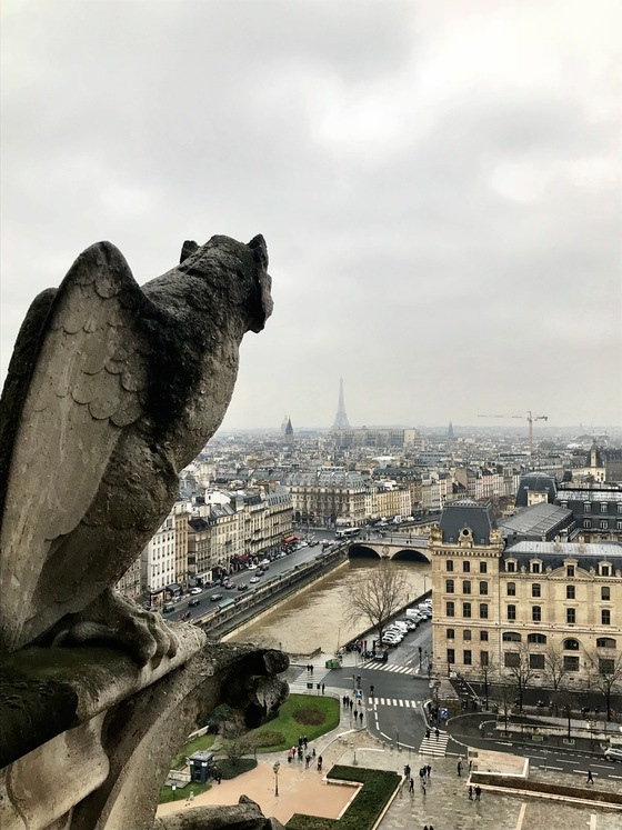 Weekend - Notre dame - di glo.travel