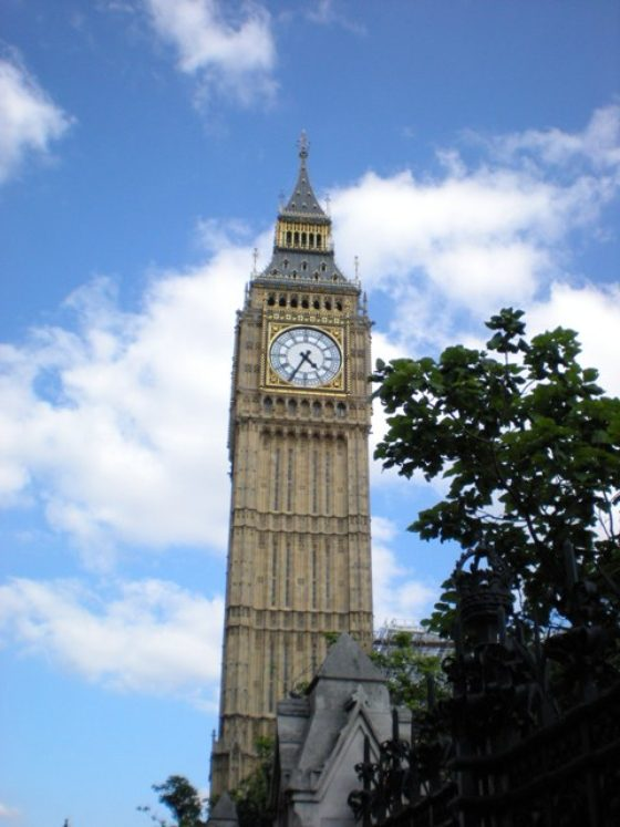None - Big Ben - di iaronob
