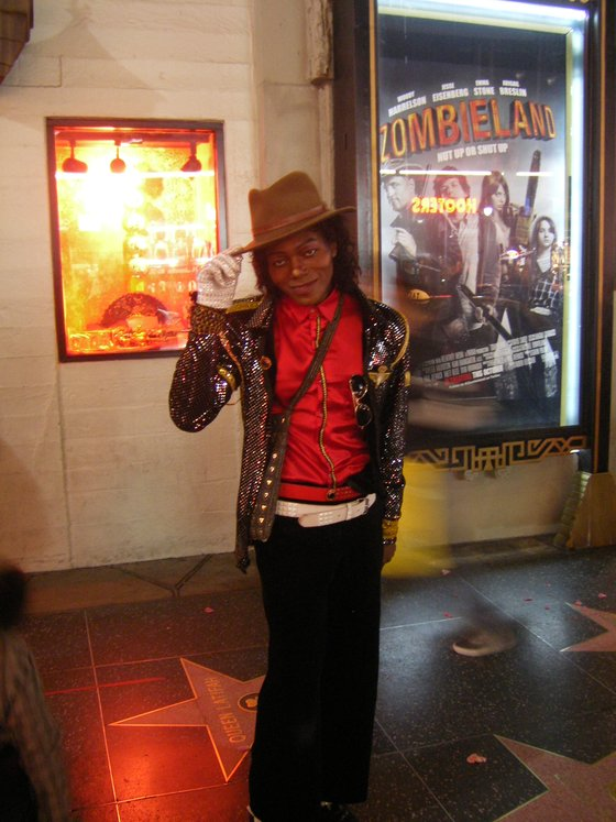 Los Angeles - Michael Jackson - di pierluigilaino
