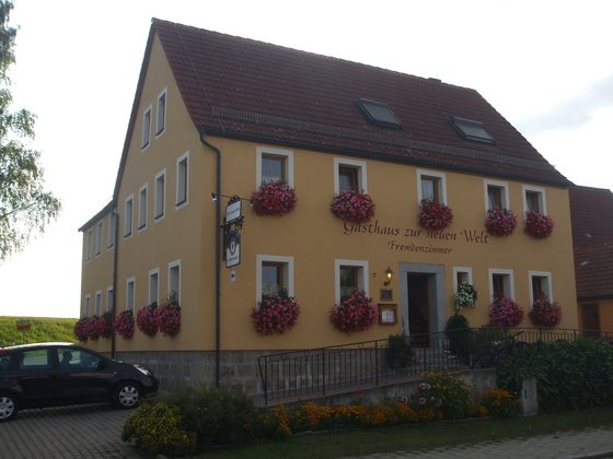 Germania - Gasthaus in Germania - di Frenchy