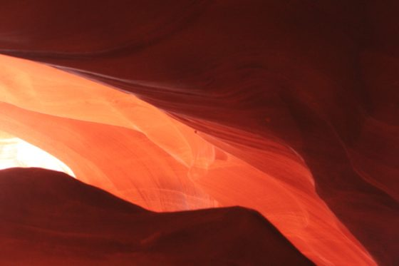 Antelope Canyon - House of the Rising Sun - di dany c. 1