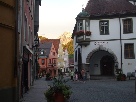 Germania - Füssen  - di Frenchy