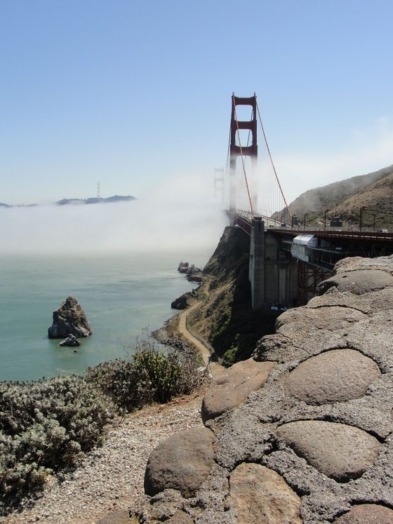 Stati Uniti d'America - Golden Gate Bridge - di Aliccce