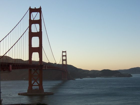 Stati Uniti d'America - The Golden Gate Bridge - di Highlander69
