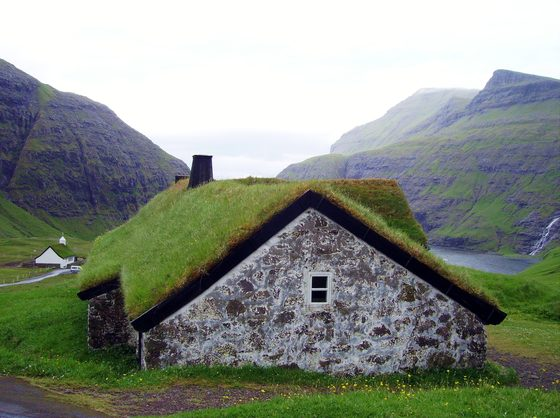 Faroe - Saksun,Faroe Islands - di supersara